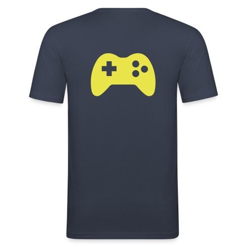 Geek unique - T-shirt près du corps Homme