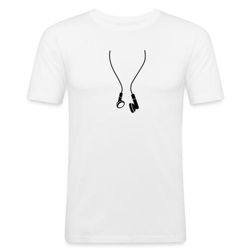 look at - T-shirt près du corps Homme