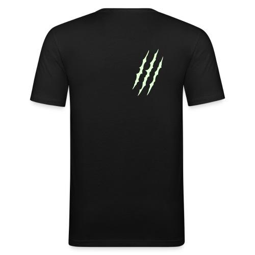 F**K ME - T-shirt près du corps Homme