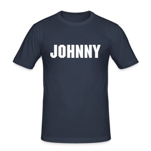 Johnny Knoxville T-Shirt - Men's Slim Fit T-Shirt