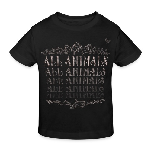 All Animals - BIO - T-shirt bio Enfant