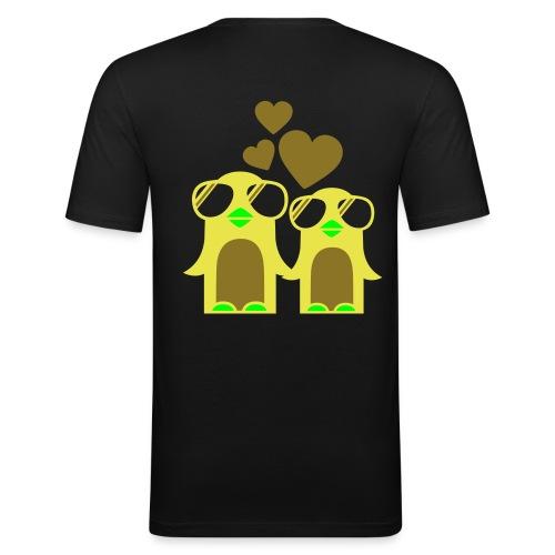 Utro - Herre Slim Fit T-Shirt