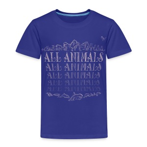 All Animals - T-shirt Premium Enfant