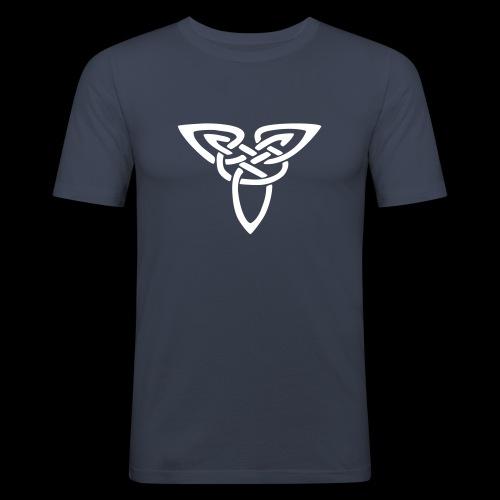 Keltic-Shirt - Männer Slim Fit T-Shirt