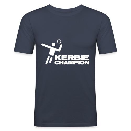 Kerbie - Men's Slim Fit T-Shirt