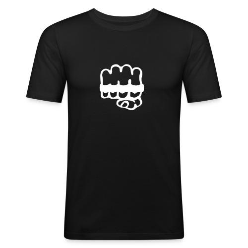 Faust - Männer Slim Fit T-Shirt