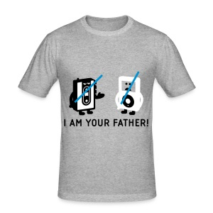 I am your father! - Men's Slim Fit T-Shirt