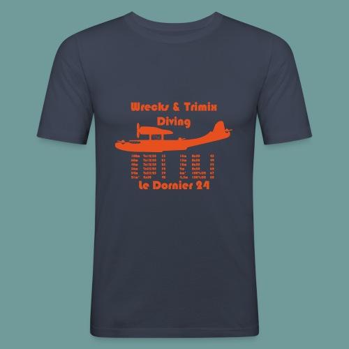 TS Dornier 24 - T-shirt près du corps Homme