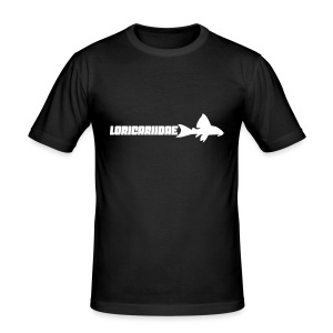 Loricariidae - Slim Fit T-skjorte for menn