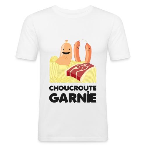 Soyez choux, portez-nous - T-shirt près du corps Homme