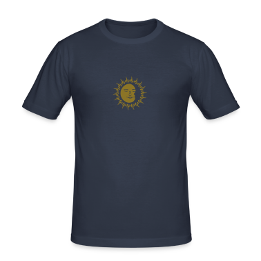 sun, moon, hippie, beautiful, happy, love, summer, day, night, magic, planet, lucky charm, T-Shirts
