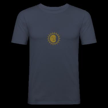 sun, moon, hippie, beautiful, happy, love, summer, day, night, magic, planet, lucky charm, T-Shirts