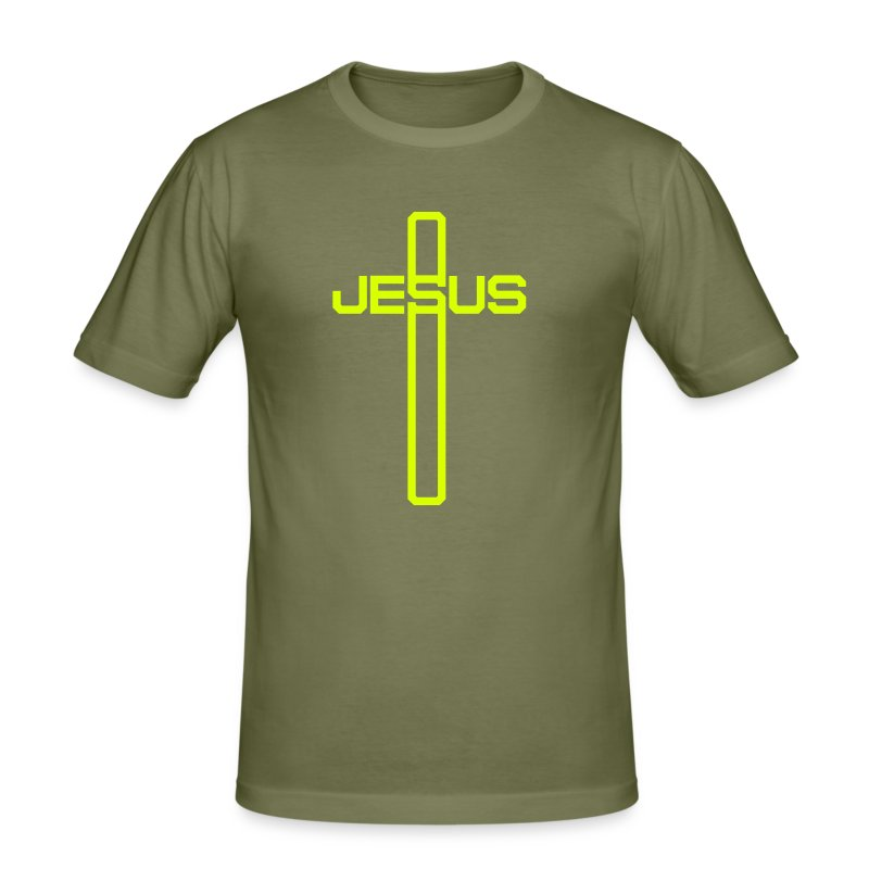 Jesus - slim fit T-shirt