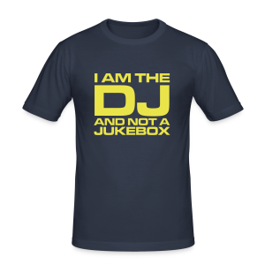 DJ Jukebox - Tee shirt près du corps Homme