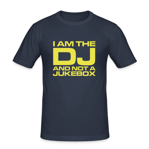 DJ Jukebox - T-shirt près du corps Homme
