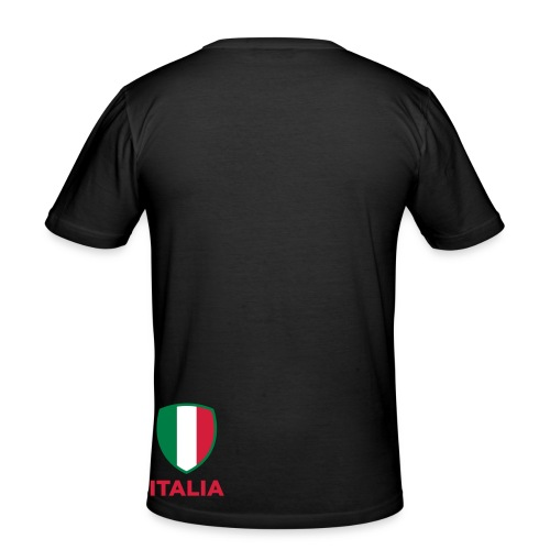 landaus camisa - Camiseta ajustada hombre