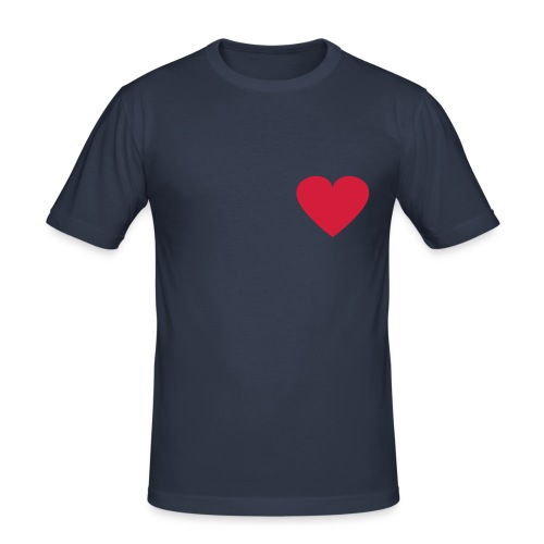Valentin Shirt - T-shirt près du corps Homme
