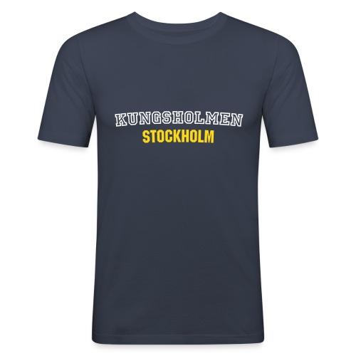 Kungsholmen STK Tee - Slim Fit T-shirt herr