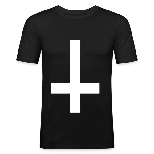 Petruskreuz - Männer Slim Fit T-Shirt