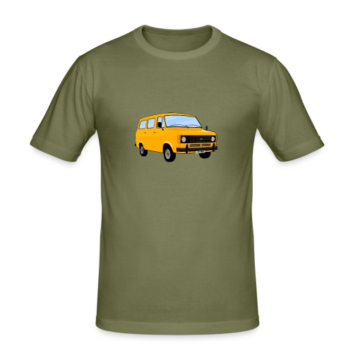 Ford Transit MK2 - Männer Slim Fit T-Shirt