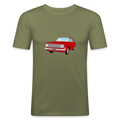 Ford 12M P6 - Männer Slim Fit T-Shirt