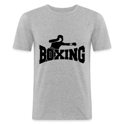Tshirt Boxing  - T-shirt près du corps Homme