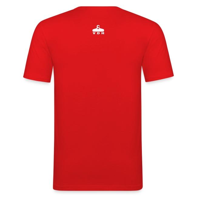 Van Papa mocht het wel! T-shirt mannen