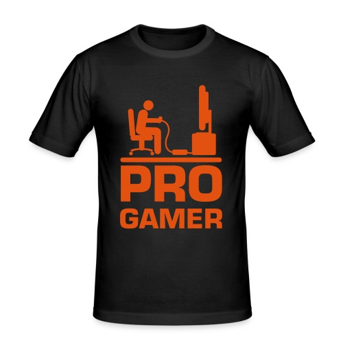 Pro Gamer! - Men's Slim Fit T-Shirt
