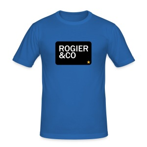 Rogier&Co Fanshirt MEN - slim fit T-shirt