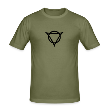 AUM - strength and radiance, vector, Antares symbol system, powerful symbol T-Shirts