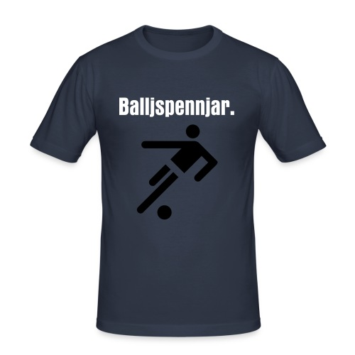 Balljspennjar - Slim Fit T-skjorte for menn