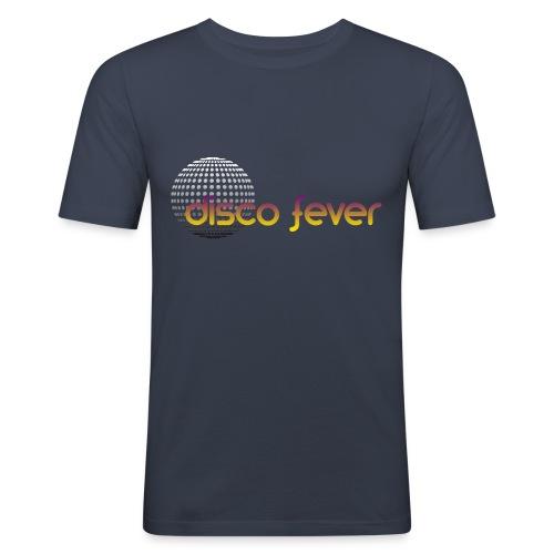Disco fever - Männer Slim Fit T-Shirt