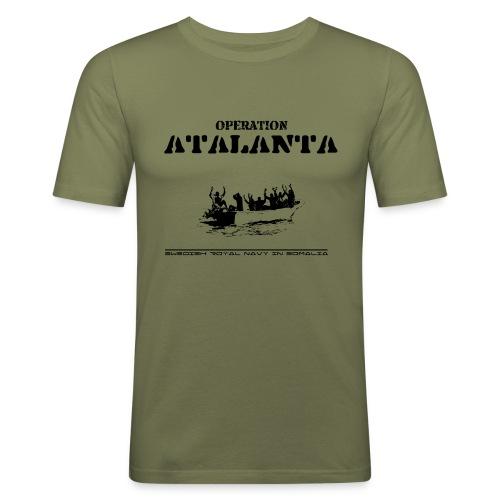 T-shirt Operation atalanta - Slim Fit T-shirt herr
