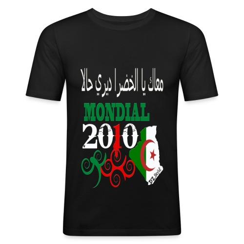 MONDIAL2010 - T-shirt près du corps Homme