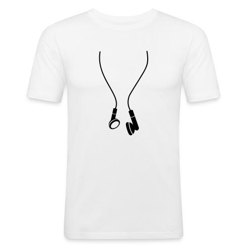 Simple MC Website logo - Men's Slim Fit T-Shirt