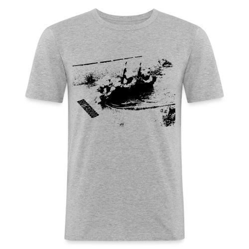 T-shirt Brotherhood - Slim Fit T-shirt herr