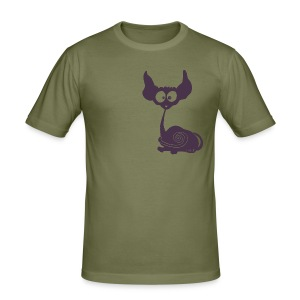 Yoda - best cat ever - Männer Slim Fit T-Shirt