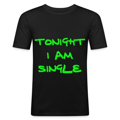 T-Shirt - DJ FÄBS - *Special Edition* - Männer Slim Fit T-Shirt