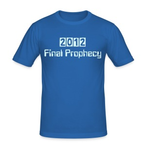 Final prophecy - Tee shirt près du corps Homme