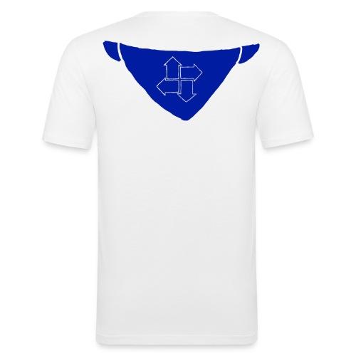 Huivipaita, pojat - Miesten tyköistuva t-paita