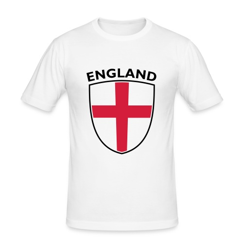 England - Männer Slim Fit T-Shirt