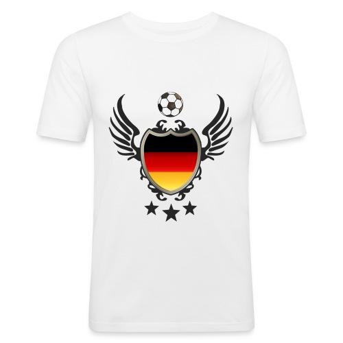 Deutschland - Männer Slim Fit T-Shirt