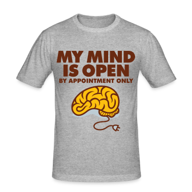 My Mind Is Open 3 (dd)++ T-Shirts