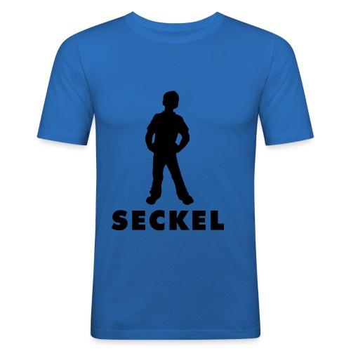SECKEL - Männer Slim Fit T-Shirt