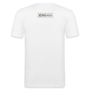 Art By Tempora -' Voir Man' - Men's Slim Fit T-Shirt