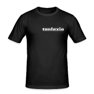 T-Shirts ~ Men's Slim Fit T-Shirt ~ Fantazia Logo to front & Smiley Face logo to the rear