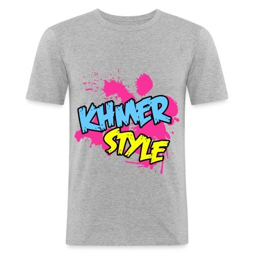 t-shirt KHMER STYLE - T-shirt près du corps Homme