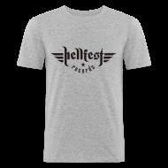 T-Shirts ~ Männer Slim Fit T-Shirt ~ Artikelnummer 11861091