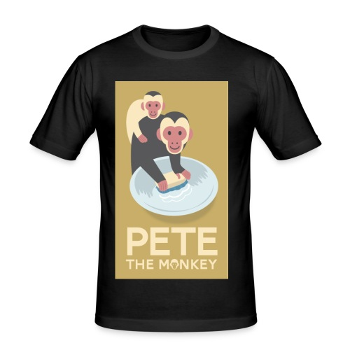 pete - Men's Slim Fit T-Shirt