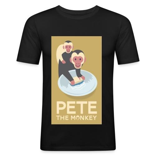 pete - Men's Slim Fit T-Shirt